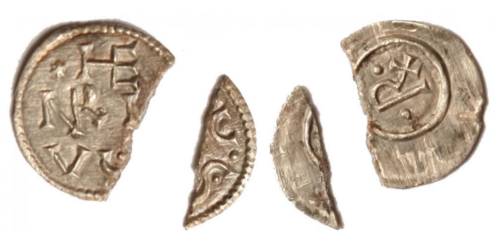 Imre 1196-1204 denár ÉH 126 RRR!