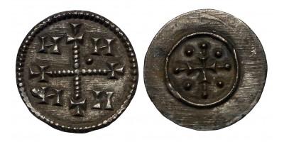 III. István 1162-72 denár ÉH 82