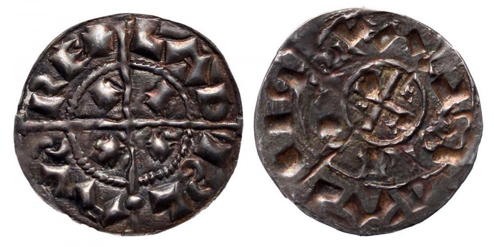 I. László 1077-95 denár ÉH 20