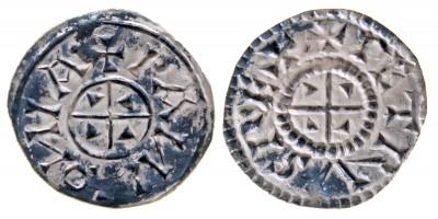 Orseolo Péter 1038-41/1044-46 denár ÉH 2 RR!