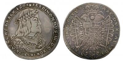 III. Ferdinánd tallér 1652 KB