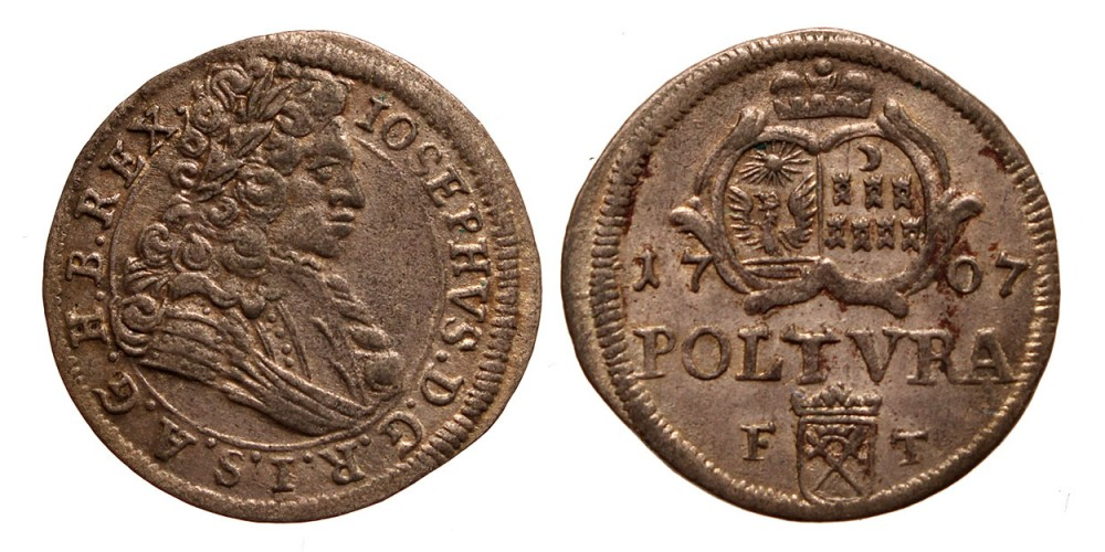 I.József poltura 1707 F-T R!