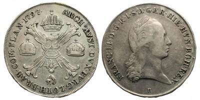 Koronatallér 1797