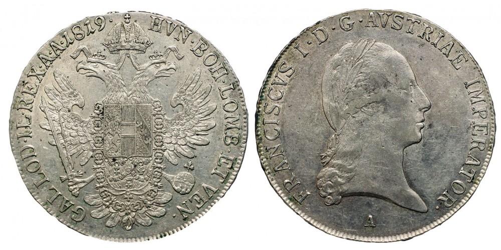 Tallér 1819 A