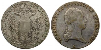 I.Ferenc Tallér 1819 G