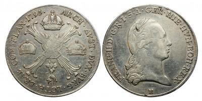 Koronatallér 1795