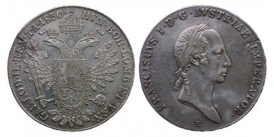 I. Ferenc  tallér 1830 E