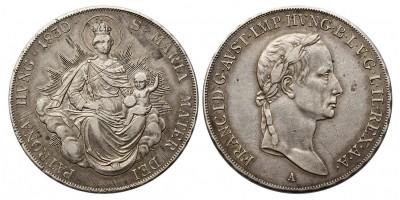I.Ferenc tallér 1830 A