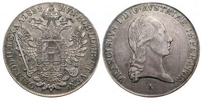 I.Ferenc Tallér 1822 A