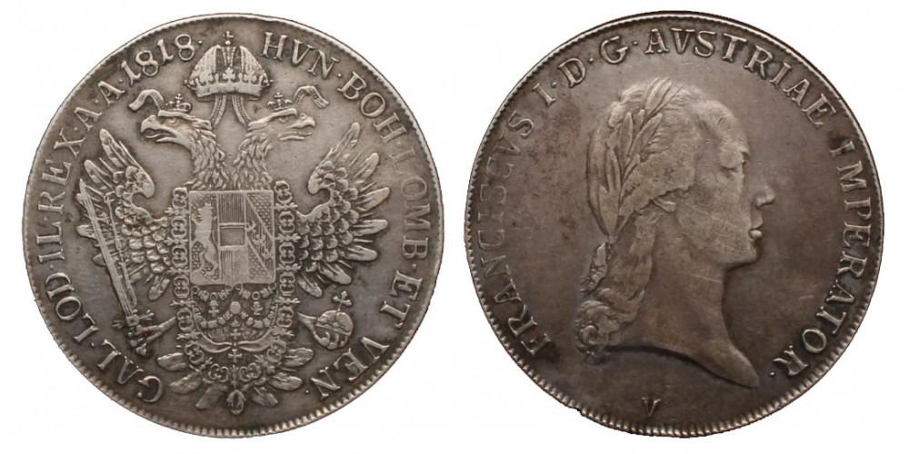Tallér 1818 V