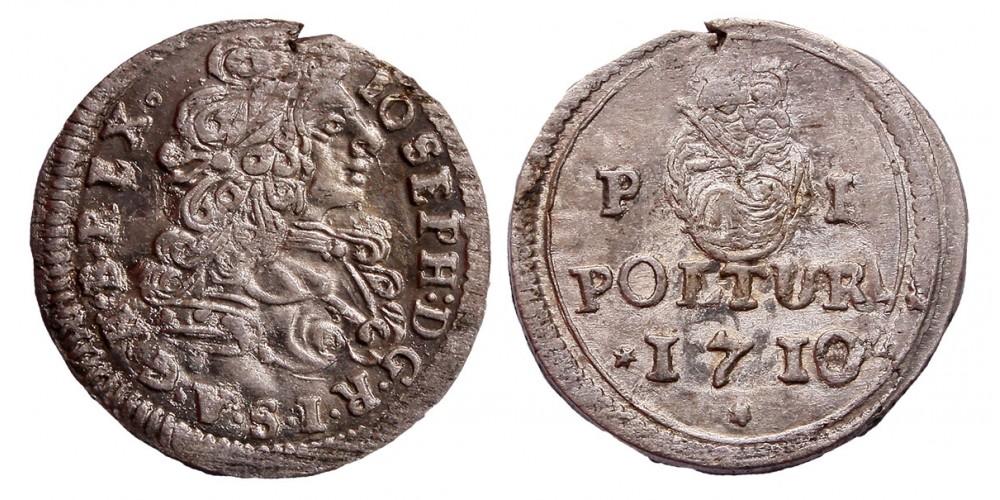 I.József poltura 1710 vjn.