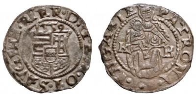 I. Ferdinánd denár 1559 KB