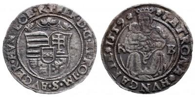 I. Ferdinánd garas 1559 KB