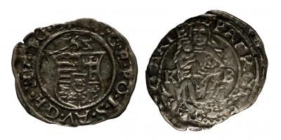 I.Ferdinánd denár 1565 KB