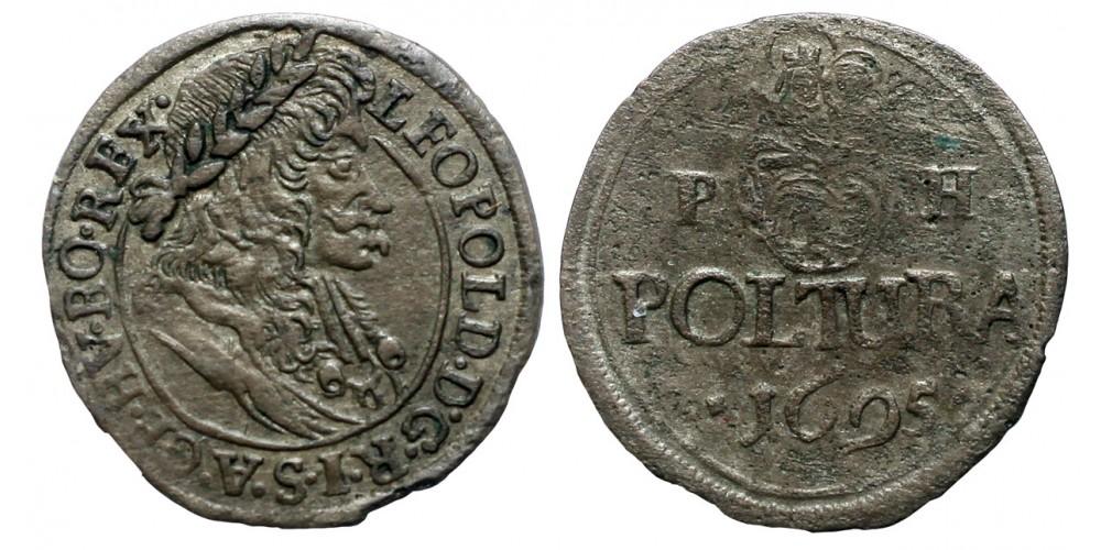 I.Lipót poltura 1695 P-H
