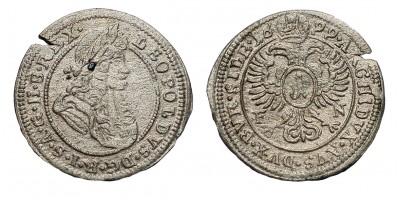 I.Lipót 1 krajcár 1699 F-N