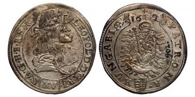 I. Lipót XV krajcár 1682 KB
