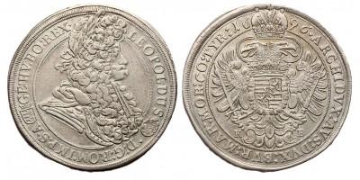 I.Lipót tallér 1696 KB.