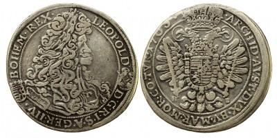 I.Lipót 1/2 tallér 1703 NB.
