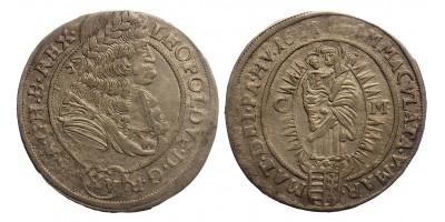 I.Lipót XV krajcár 1695 C-M