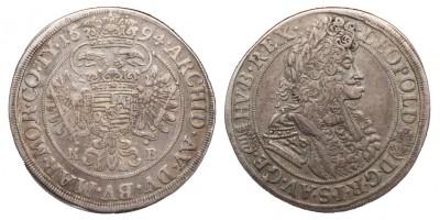 1/2 Tallér 1694 KB