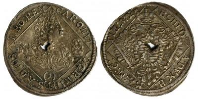 III.Károly 1/4 tallér 1726
