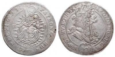 I.Lipót 15 krajcár 1693