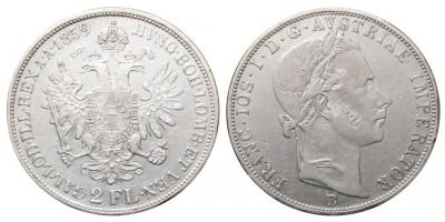 2 Florin 1859 B