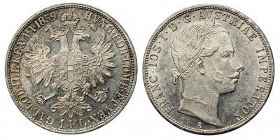Ferenc József gulden 1859 A