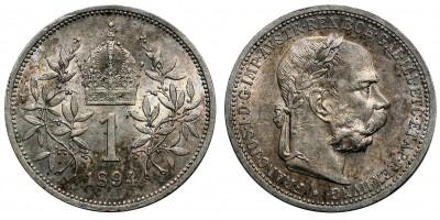 Ausztria 1 Korona 1894