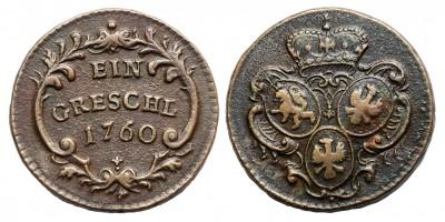 Mária Terézia greschl 1760 Prága