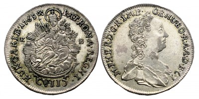 VII Krajcár 1765 KB