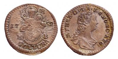 Mária Terézia poltura 1752 KB