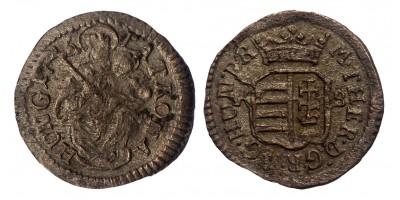 Mária Terézia denár 1746 KB
