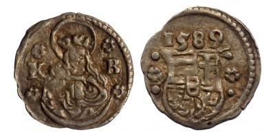 Rudolf obulus 1589 KB