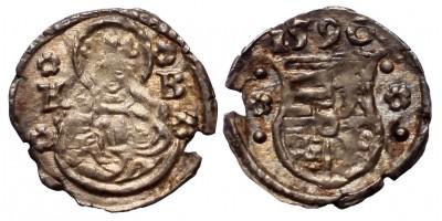Rudolf obulus 1590 KB. ÉH:816B