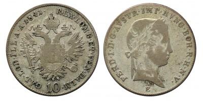 V.Ferdinánd 10 krajcár 1841 E