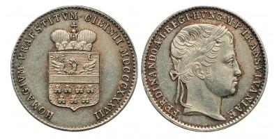 V. Ferdinánd erdély hódolata érem 1837