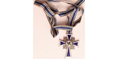 III. Birodalom Német Anyasági Kereszt ezüst fokozat