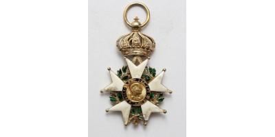 Francia Becsületrend Tisztikeresztje III. Napóleon