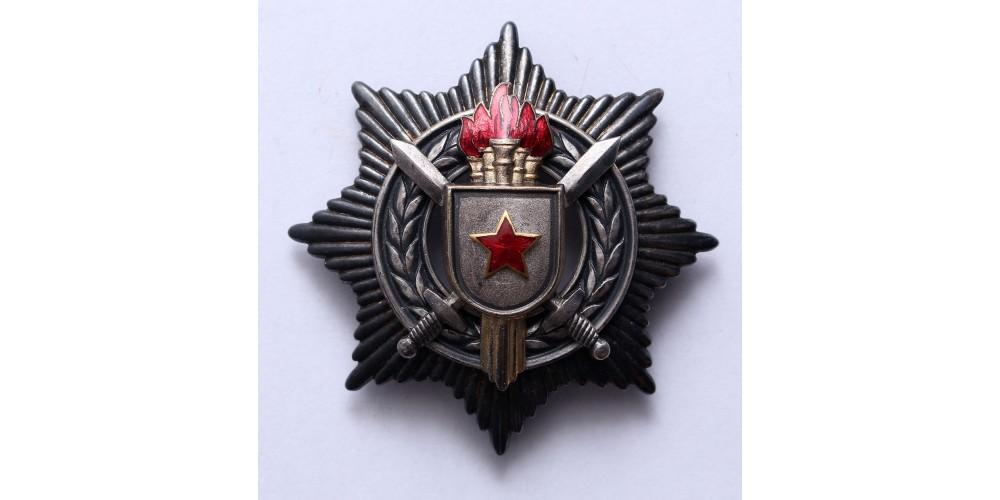 Jugoszlávia Testvériség és Egység Érdemrend III. osztálya