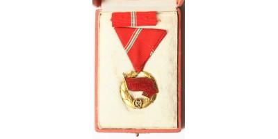 Rákosi Munka Vörös Zászló Érdemrendje