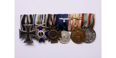 I. Vh. kitüntetés sor