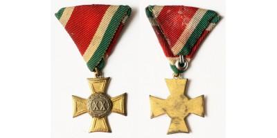 Horthy I. osztályú Legénységi Szolgálati Jel