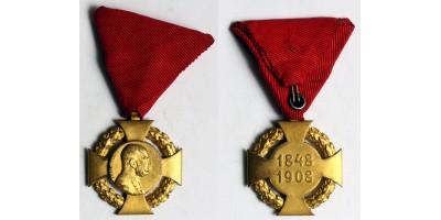 Ferenc József Jubileumi Kereszt