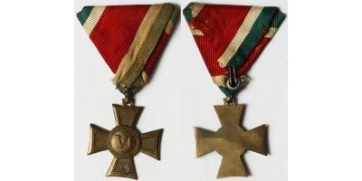 Horthy III. osztályú Legénységi Szolgálati Jel