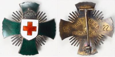 Magyar Vöröskereszt Érdemkeresztje
