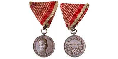 Károly Bronz Vitézségi