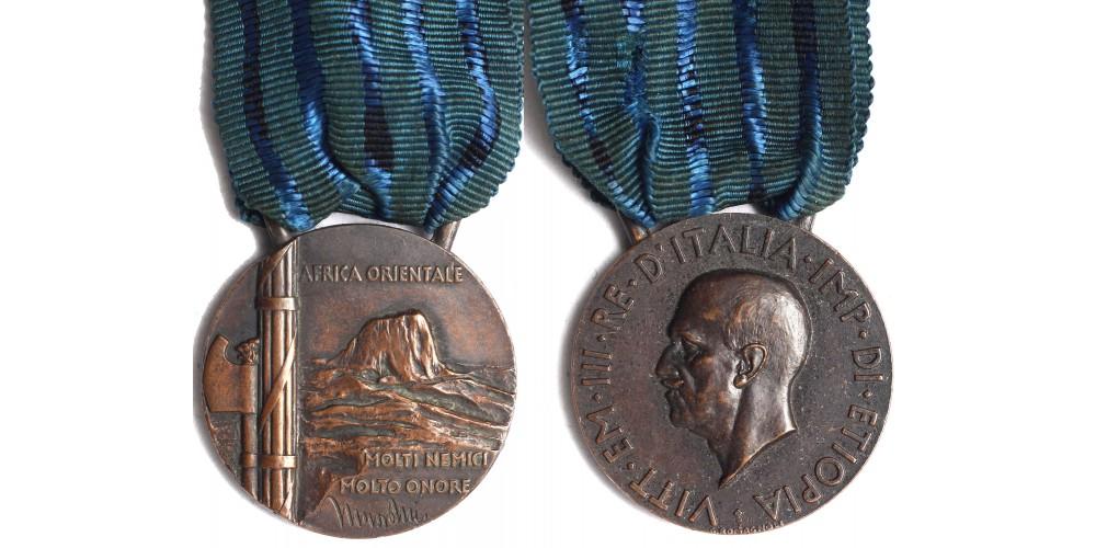 Olasz Kelet-Afrika Háborús Emlékérem