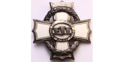 Polgári Hadi Érdemkereszt III. osztálya (Bachruch)